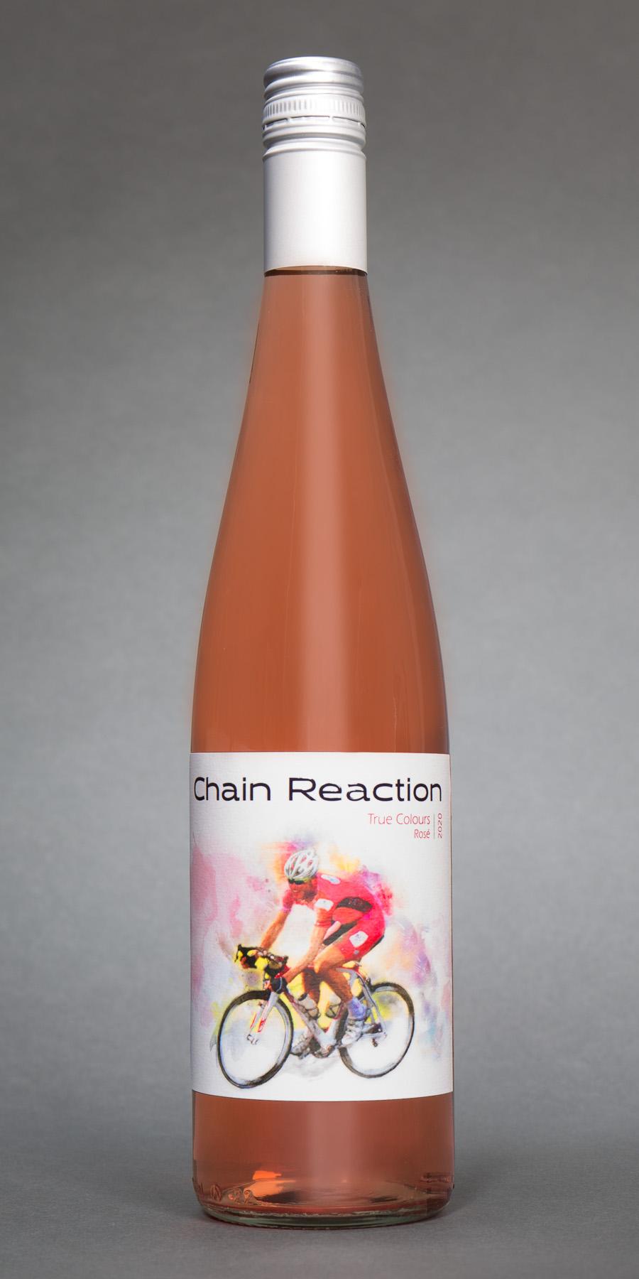 chain reaction rose bottle